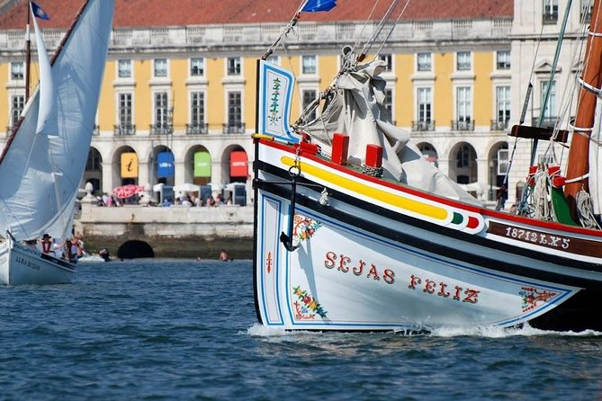 MÁS FOTOS, Lisbon Traditional Boats - Express Cruise - 45min
