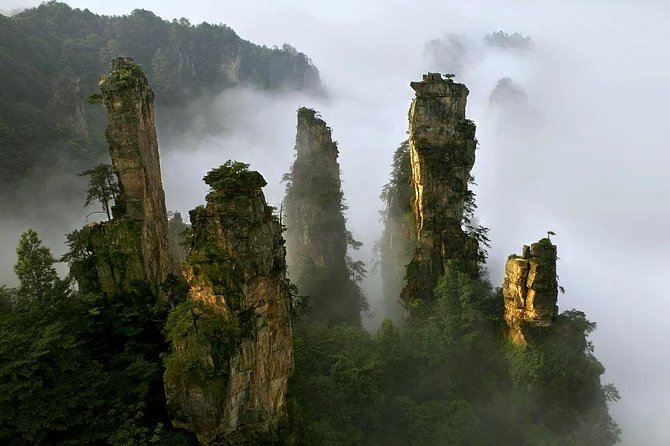 MÁS FOTOS, Zhangjiajie 5 Days Hiking Tour