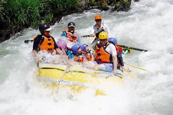 Our introduction to whitewater. This 5.5 mile stretch of river has more to offer in whitewater excitement and adventure than any other section of the entire Rogue River, and nobody knows it better or provides more fun and safety than Noah's guides and crew. This trip departs Ashland once a day, seven days a week, when four or more river enthusiasts are ready to go. Guests leave the Ashland area by 10:30 a.m. and return approximately by 3:30 p.m. Private groups and different time schedules can be easily arranged with advance notice. Special family and group ratesare also available for your Rogue River rafting adventure.