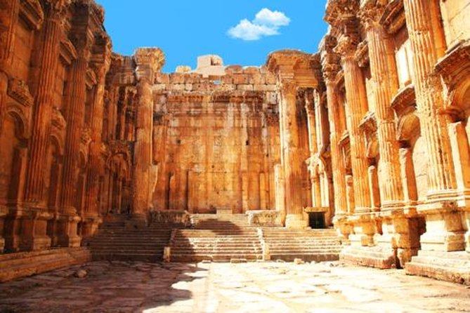 Excursión privada: escapada de un día a Anjar, Baalbek y Ksara desde Beirut, Beirut, LIBANO