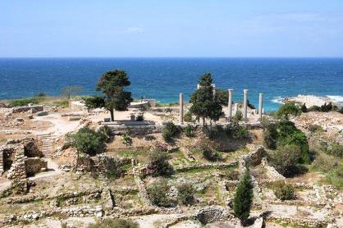 Excursión privada: Excursión de un día a Biblos, Gruta de Jeita y Harissa desde Beirut, Beirut, LIBANO