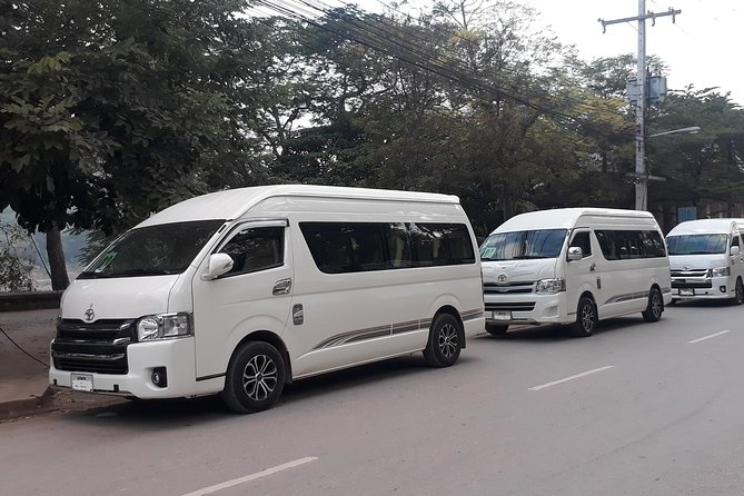 Use this Vang Vieng sharedtourist air conditional transfer to Luang Prabang. This transfer service offers a reliable and comfortable shared air-conditioned transportation with varieties of departure times with two main highquality of transportation by Vanor Minibusdriven by a professional driver.