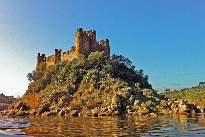 On this historical tour from Lisbon, spend a lovely day in the charming Portuguese villages of Constância and Tomar, and discover the history of the Knights Templar, a Christian military order that played arole in the great battles of Europe during the Middle Ages. Visit Almourol Castle, built by the Knights Templar, and the Convent of Christ, a UNESCO World Heritage Site and former Templar stronghold. This small-group tour is limited to eight people, ensuring a personalized and valuable experience with your guide.