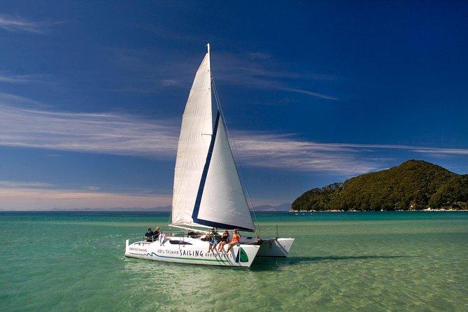 Full-Day Sailing Adventure in the Abel Tasman National Park, Nelson, NUEVA ZELANDIA