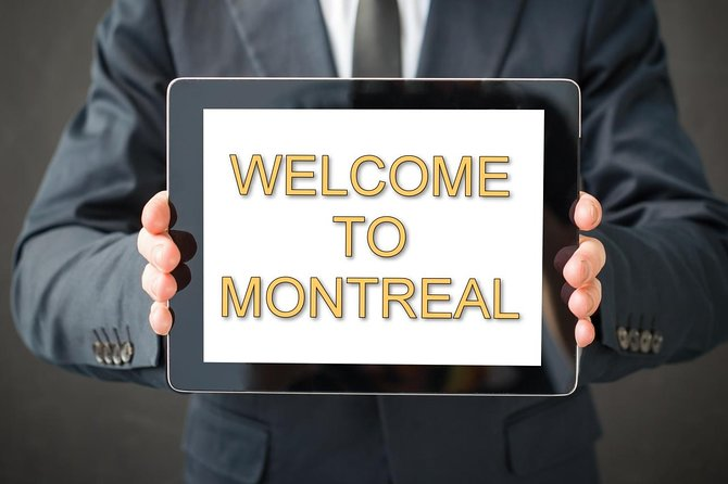 Private Montreal Transfer: Airport to Hotel or Cruise Port, Montreal, CANADA