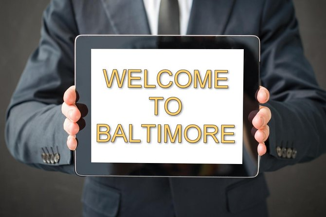 Private Baltimore Transfer: Hotel to Airport or Cruise Port, Baltimore, MD, ESTADOS UNIDOS