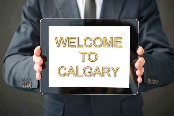 Private Calgary Transfer: Hotel to Airport YYC, Calgary, CANADÁ