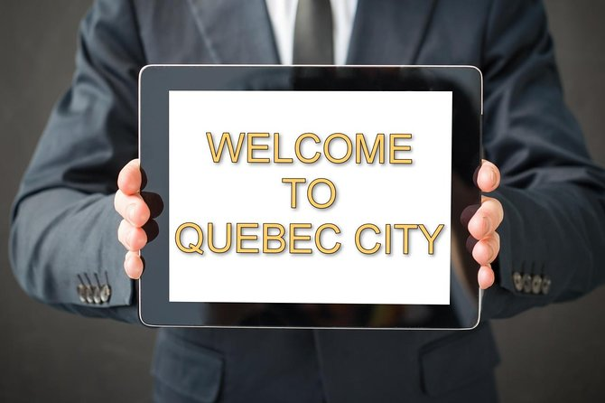 Private Quebec City Transfer: Airport to Hotel, Quebec, CANADA