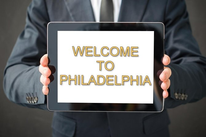 Private Philadelphia Transfer: Airport to Hotel, Filadelfia, PA, ESTADOS UNIDOS