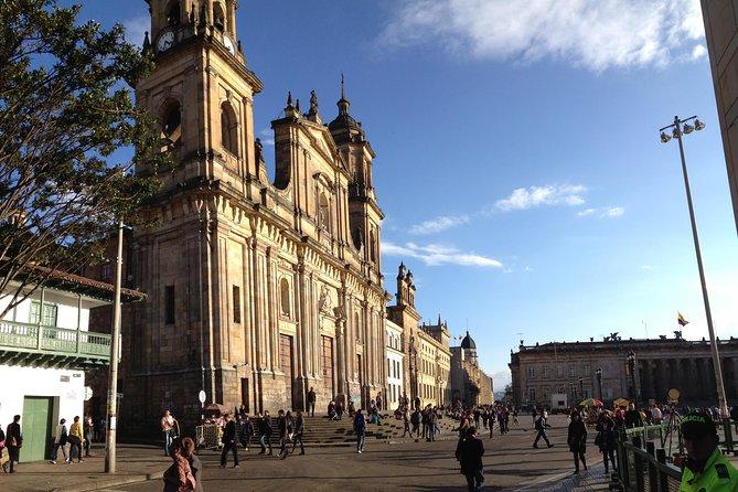 Bogota In Transit Transportation (4-hour layover experience), Bogota, COLOMBIA