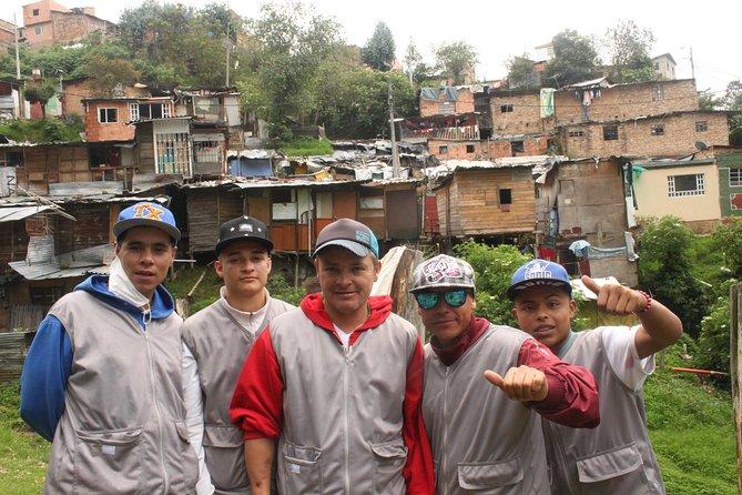 Excursión Breaking Borders, Bogota, COLOMBIA