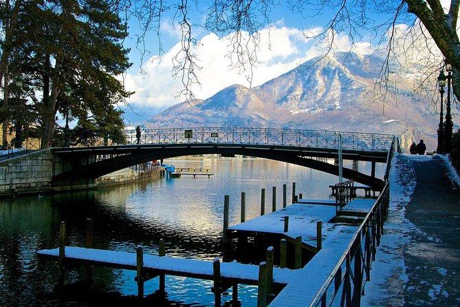 """Visit the """"Pearl of French Alps"""" - Annecy City, where you can learn about it's rich history, see the city and relax at a cafe in the beautiful old town. To learn more about the region's traditions, try local wine and find out what food suits it the best. While on this tour you will visit Annecy Castle and Palais de l'Ille plus thePalais de l'Ille museum."""