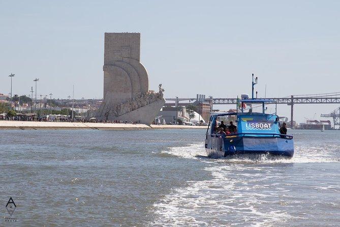 MÁS FOTOS, Paseo turístico en barco y autobús con paradas libres por Lisboa