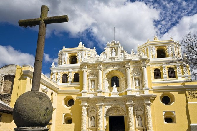 See Guatemala's mixture of Mayan and Spanish influences on this 8-hour tour from Guatemala City to the Iximché ruins and the city of Antigua. Learn about Mayan history from your expert guide as you explore the archeological site of Iximché. Then, move on to the Spanish colonial city of Antigua, where you'll see some of its most famous sites, including San Francisco Church, Calle del Arco, La Merced Church and Plaza Central. This historical day trip is perfect for the whole family!