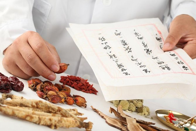 MÁS FOTOS, Traditional 2-Hour Chinese Medicine Lesson in Shanghai