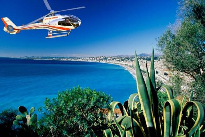 Scenic Helicopter Tour from Nice, Niza, FRANCIA
