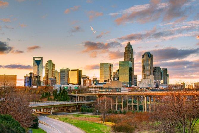 Recorrido histórico por la ciudad de Charlotte, Charlotte, NC, ESTADOS UNIDOS
