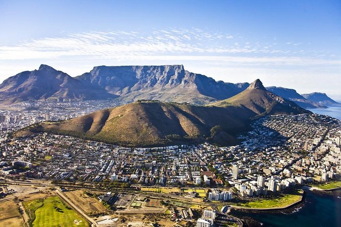 See the highlights of Cape Town on a full-day tour, led by a local private guide! After enjoying panoramic city views from Table Mountain or Signal Hill, head into town to see the sights up-close on a walking tour. Pass colonial-era sights such as Company's Gardens and the Slave Lodge, and then travel to Bo-Kaap neighbourhood for photos. Enjoy free time at the V&A Waterfront, and then finish the day with a drive along the dramatic Atlantic coastline. The itinerary is flexible and can be tailored to spend more time at the city tour's highlights that interest you the most.