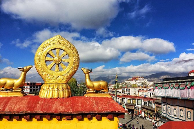 Everest theme adventure 8 days tour, Lhasa, CHINA
