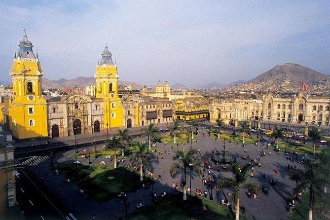 City tour privado por Lima, saindo do terminal de cruzeiros Callao, Lima, PERU