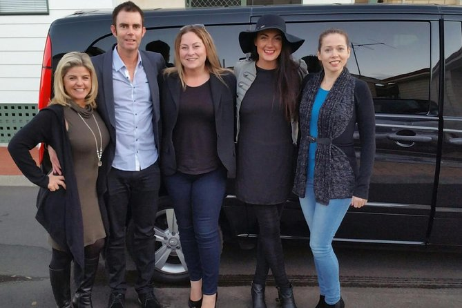 Customised private Margaret River wine tour<br><br>includes pick up and drop off from your accommodation<br><br>visit wineries and breweries of your choice<br><br>Luxury 7 seater people mover with tour driver