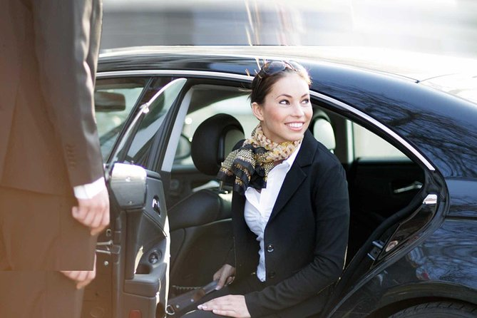 Low Cost Private Transfer From Domodedovo International Airport to Moscow City - One Way, Lieja, BELGICA