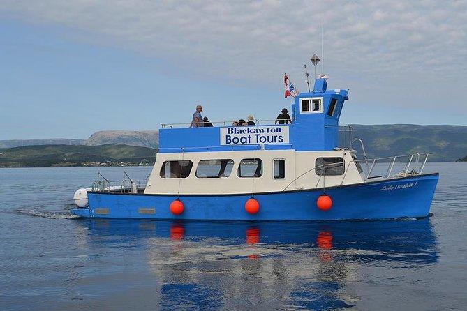 Historic Boat Tour on Bonne Bay, Bonne Bay, CANADA