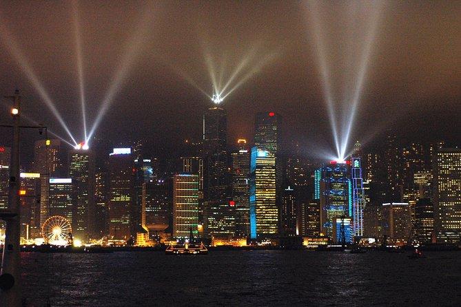 Hong Kong Tour, Victoria Harbour Dinner Cruise & TurboJet Transfers from Macau, Hong Kong, CHINA