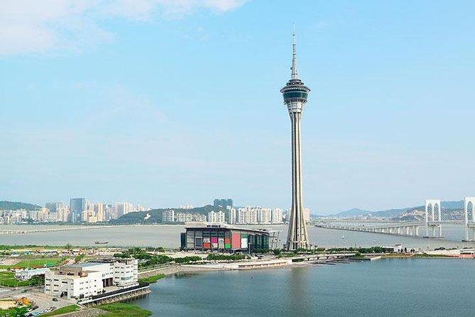 Macau Sightseeing tour including Buffet Lunch on Macau Tower and pickup in Macau, Macao, CHINA