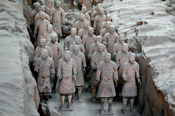 Day Tour - Terracotta Warriors and Banpo Neolithic Village, Sian, CHINA