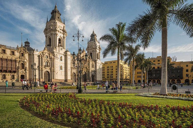 MORE PHOTOS, Lima City Half Day Tour