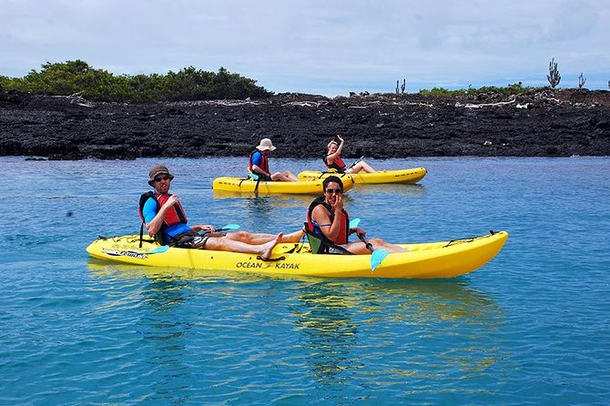 This Galapagos Adventure and Muti-sport Tour allows you to explore the islands actively. Excursions include kayaking, hiking, biking and snorkeling in 2 different islands in the Galapagos Archipelago. The 5-Day adventure travel itinerary was especially designed for adventure seekers and sports enthusiasts looking for a more dynamic trip to the Galapagos.