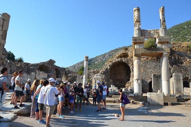 Excursión privada de día completo por la costa desde Esmirna: Antigua Éfeso - Casa de la Virgen María, Kusadasi, TURQUIA