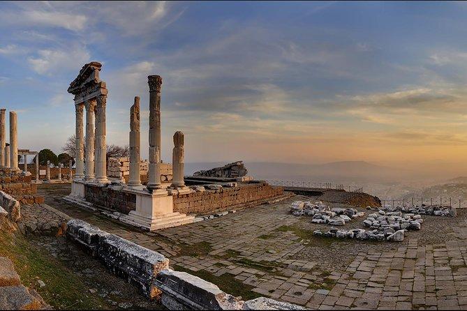 Excursión privada por la costa de día completo desde Esmirna: Pérgamo - Asclepion, Kusadasi, TURQUIA