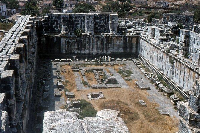 Priene, Dídima y Mileto: Excursión privada de día completo por la costa desde Kusadasi, Kusadasi, TURQUIA