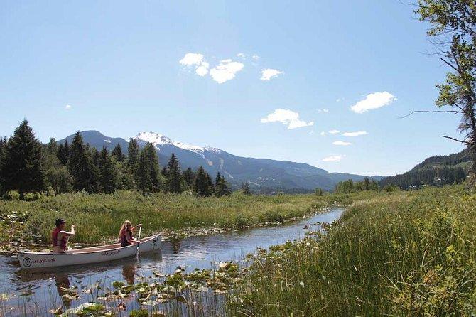 River of Golden Dreams Canoe Tour in Whistler, Whistler, CANADA