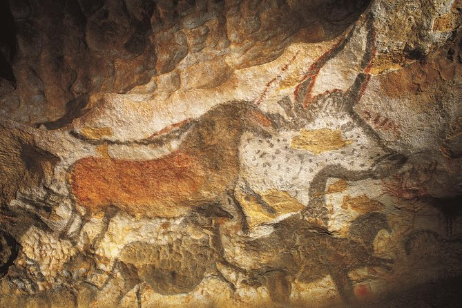 Lascaux IV and The Art of the Caves in Sarlat, Bergerac, FRANCIA