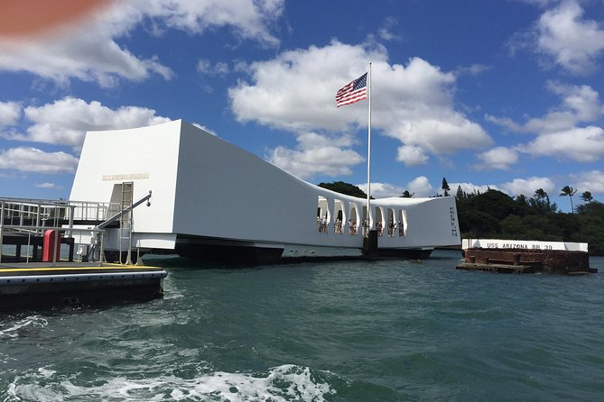 Travel back in time while our Tour Guide conducts you on a journey to December 7th,1941 as we visit the National Memorial Cemetery of the Pacific ( Punchbowl Crater ) historic Honolulu City and Pearl Harbor, site of the attack that changed the world.