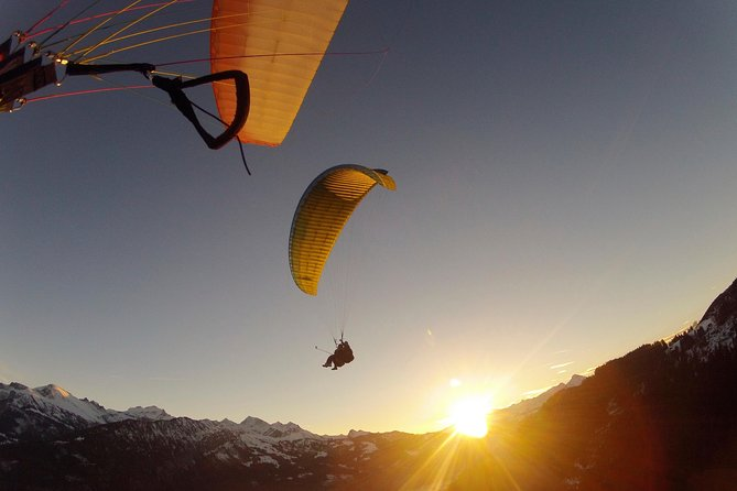 Summer Paragliding Beatenberg in Interlaken, Interlaken, Suíça