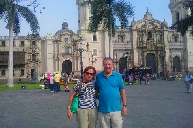 Historic Downtown, Miraflores & Catacombs Private Tour, Lima, PERU