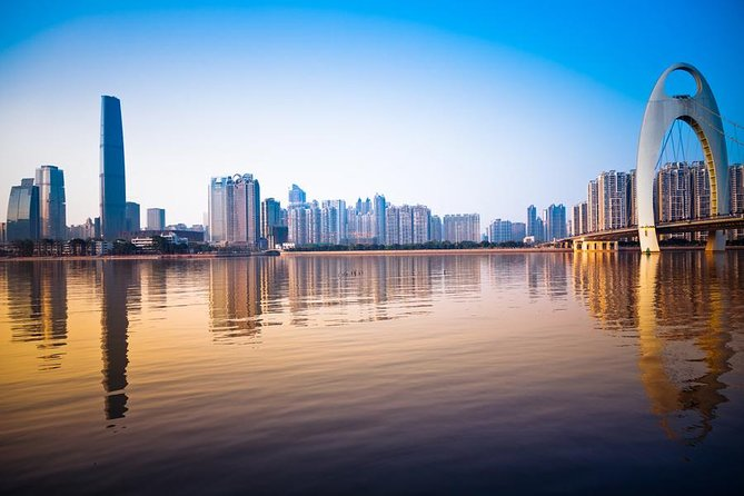 Get to know the historical city of Guangzhou on this exciting sightseeing tour by comfortable vehicle and on foot. This private full-day tour with a friendly local guide is a great introduction to the former city of Canton. You'll visit numerous cultural attractions and historical landmarks such as the Chen Clan Temple and its Guangdong Folk Art Museum, the Mausoleum of the Nanyue King and Six Banyan Temple. Your tour includes a visit to Shamian Island and a Chinese-style lunch.