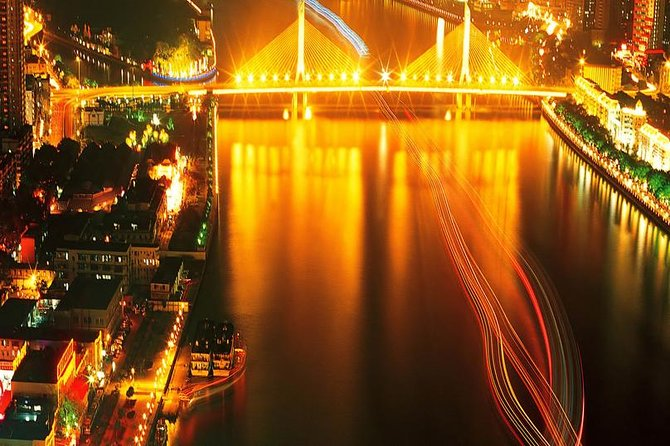Pearl River Night Cruise & Eveing Tour in Guangzhou with Private Transport, Canton, CHINA