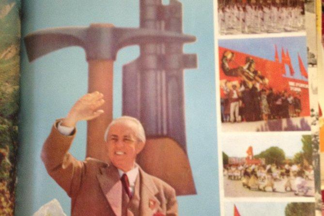 The Communist Daytrip around Tirana, Tirana, Albânia