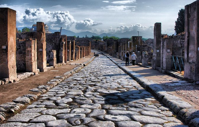 MAIS FOTOS, Pompeii Experience Half Day - Skip the line