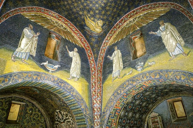 Ravenna and its Mosaics Private Tour with Piadina Tasting, Ravenna, Itália