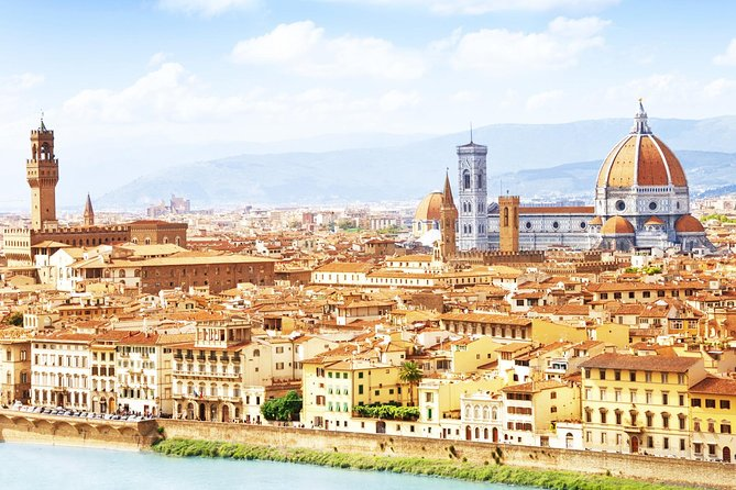 Enjoy this 2 days private tour to see the top sights and ancient wonders of Rome, Pisa and Florence. <br><br>Day 1<br><br>You'll be entertained by a private guide as you visit the Colosseum (including inside), the Roman Forum, Il Vittoriano, Piazza Venezia, the Trevi Fountain, Pantheon, and Piazza Navona, plus the Vatican, where you'll see the Sistine Chapel and St. Peter's Basilica. Entrance fees are included.<br><br>Day 2 <br><br>Experience a private, full-day tour from Rome to Pisa and Florence. With a private driver, enjoy the pleasant drive from your hotel in Rome to Florence. There, you will meet your guide and receive a tour of the city's major attractions. Then, continue your tour to Pisa for a self-guided visit. Return to Rome in the evening with wonderful memories and pictures.
