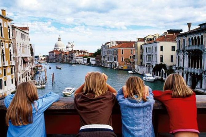 Venice Guided Sightseeing Private Tour for Kids and Families, Venecia, ITALIA