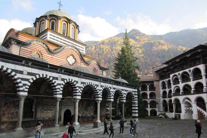 MÁS FOTOS, Rila Monastery and Wine Tasting Tour