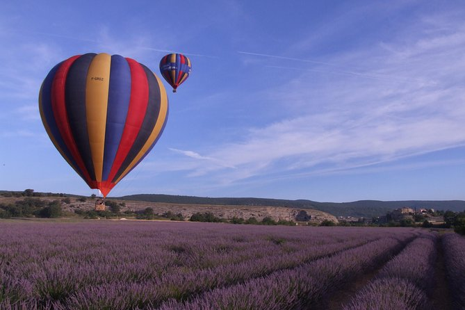 MÁS FOTOS, Provence Hot-Air Balloon Ride from Forcalquier