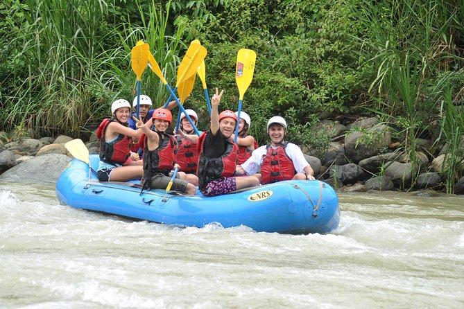 White Water Rafting Naranjo half day tour, Quepos, COSTA RICA